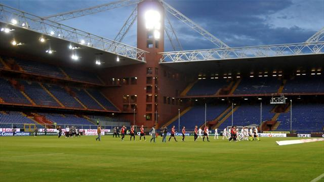 Serie A - Genoa bosses charged with tax evasion