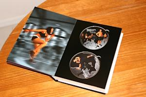 The Insanity workout set comes with month 1 and month 2 DVDS including a fit test and Plyometric cardio circuits.