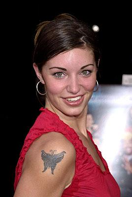 Premiere: Bianca Kajlich at the Westwood premiere of Dimension's Scary Movie 2 - 7/2/2001