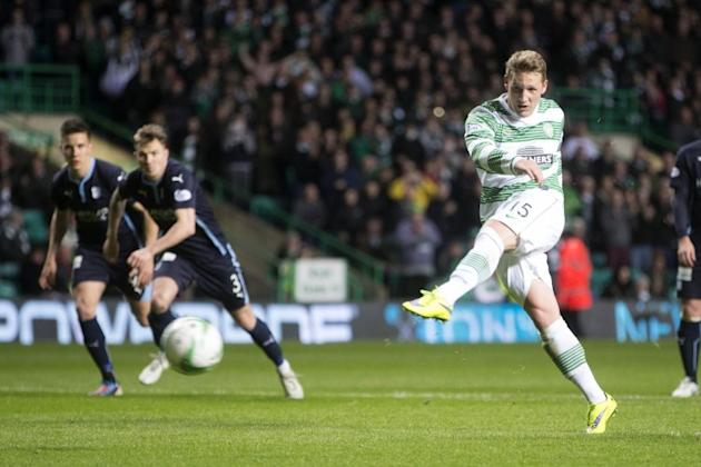 Celtic's Kris Commons fractures toe after dropping a wardrobe door on himself