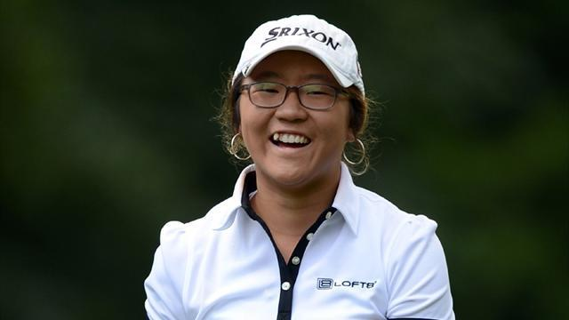 Golf - All systems Ko as protege sheds amateur status