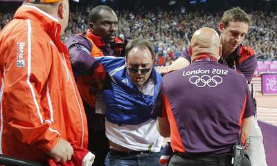 Olympic 100m Bottle Thrower Found Guilty