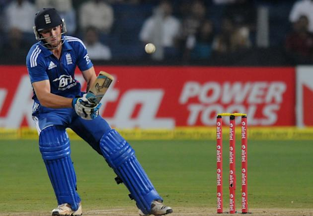 Jos Buttler scored 33 for England. (c) BCCI