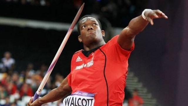 Athletics - Walcott confronts 'huge change' after javelin gold