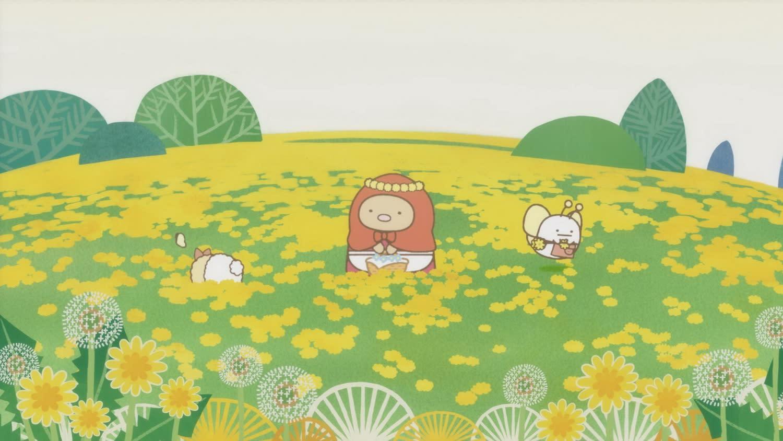 超療癒的《角落小夥伴電影版:魔法繪本裡的新朋友》,中文版將由聲音甜美動聽的賈靜雯擔任旁白配音。首度為日本動畫電影獻聲,她極具辨識度的溫柔嗓音讓電影的療癒力加倍升級!