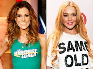 Biggest Loser Trainers Break Silence About Rachel Frederickson's Weight Controversy, Lindsay Lohan Mean Girls Reunion: Top 5 Thursday Stories