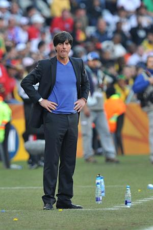 Joachim Low expects Greece to put up a strong defence but is confident Germany can beat them