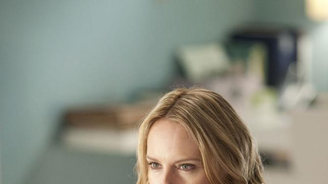 """Amy Ryan in """"In Treatment."""""""