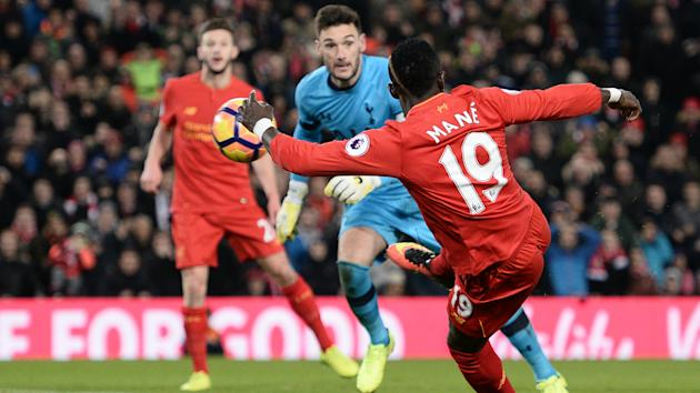 Liverpool forward Sadio Mane is keen to kick on after to returning to form in a match-winning performance against Tottenham.