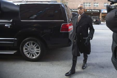 Sharpton stops short of calling on Sony executive to resign