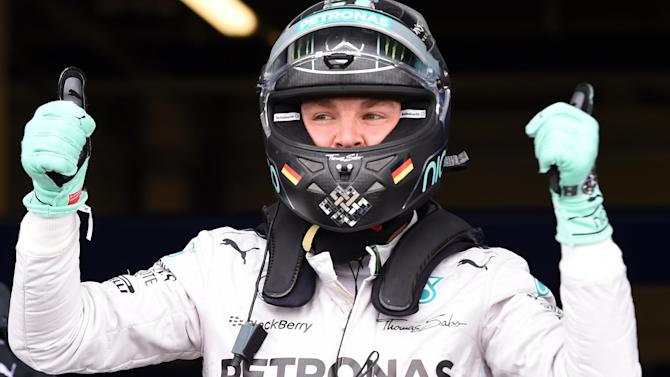 German Grand Prix - Rosberg all set to keep Germany celebrating