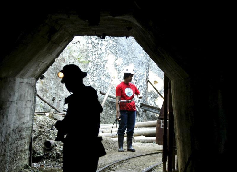 La producción minera argentina alcanzó los 1.321 millones de dólares en 2016