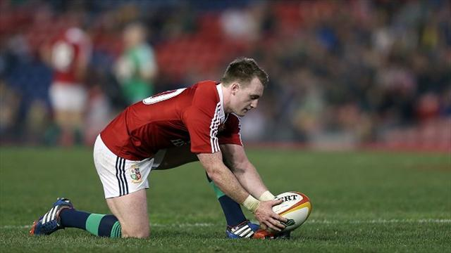 Lions Tour - Hogg eyes Lions role in 2017
