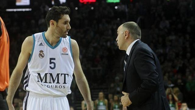 Basketball - Euroleague to probe alleged fan attack on Fernandez