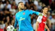 The Gunners boss will resist the temptation to hand Petr Cech a Champions League recall, confirming the Colombian will start at the Allianz Arena
