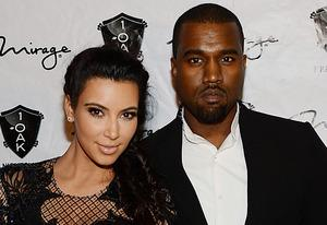 Kim Kardashian and Kanye West   Photo Credits: Denise Truscello/WireImage