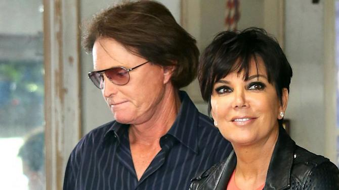 Kris Jenner Files for Divorce From Bruce Jenner