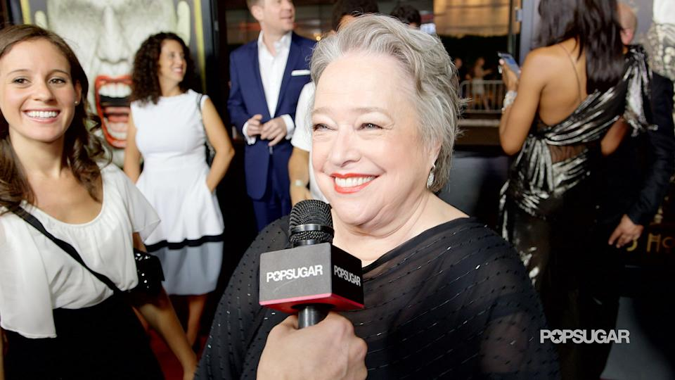 Kathy Bates on How American Horror Story Fits Into the Horror Genre