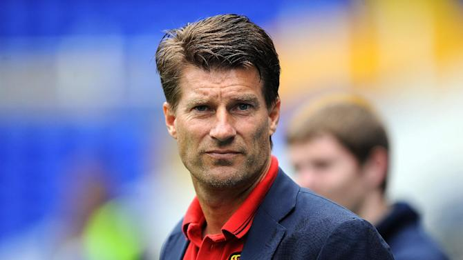 Michael Laudrup has succeeded Brendan Rodgers as Swansea manager
