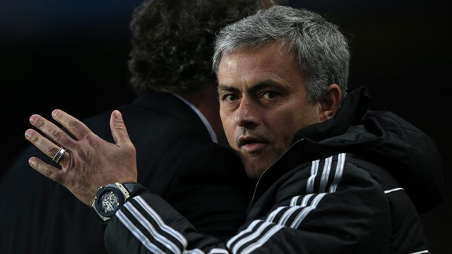 Champions League - Mourinho 'would enjoy' Madrid tie