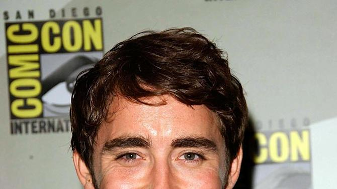 Lee Pace attends the 2007 Comic-Con International. - July 27, 2007