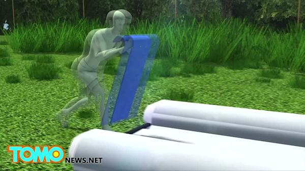 World 39 S Longest Water Slide Finds Its New Home At Action Park In Vernon New Jersey Watch The