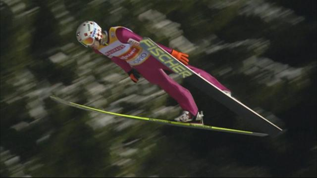 Ski Jumping - Stoch makes it two from two in Finland