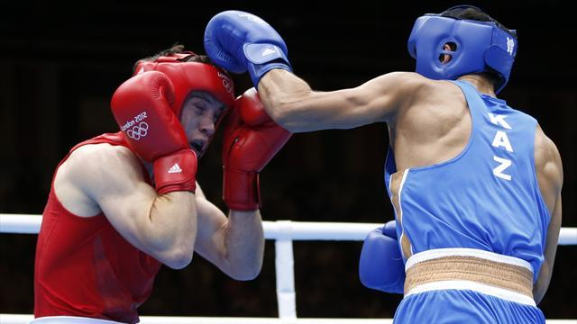 Boxing - GB Olympic boxing faces £10m loss as governance civil war escalates