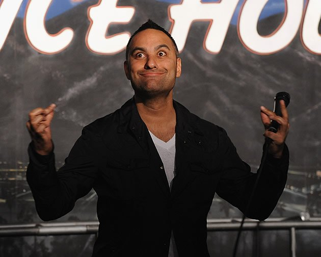 Russell Peters adds second night in Singapore. (Getty Images)