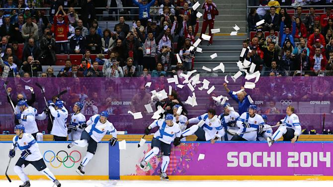 Ice Hockey - Winter Olympics Day 15