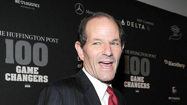 Eliot Spitzer Huff Po Game Changers Event