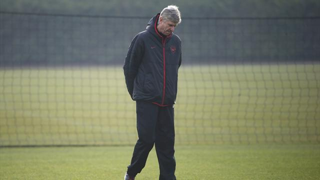 Premier League - Paper Round: All over for Arsene? Wenger's crisis talks
