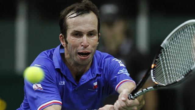 Davis Cup - Czech Republic retain title after Stepanek win