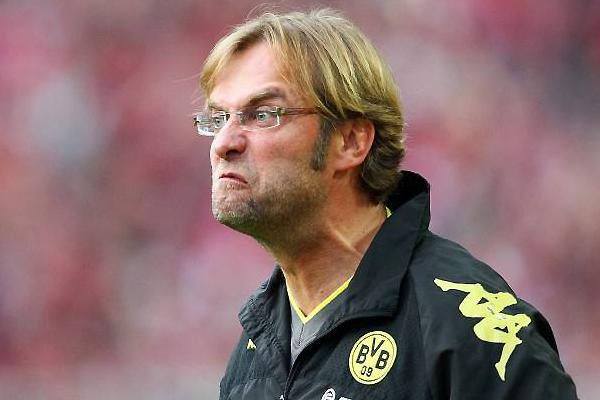 Klopps Emotionen