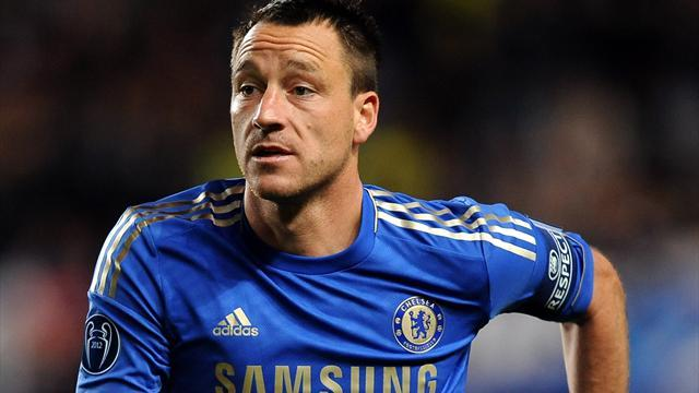 Football - Benitez: Break was good for Terry