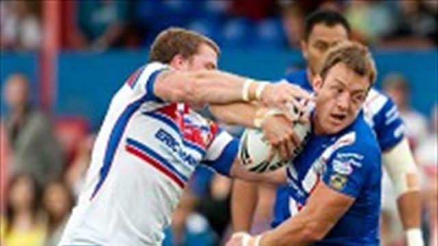 Rugby League - Kirmond blow for Wildcats
