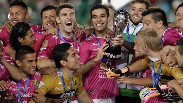Concacaf Football - Leon retain Mexican title by winning 'family' final