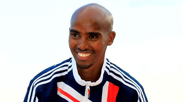 Athletics - Farah to compete in Birmingham