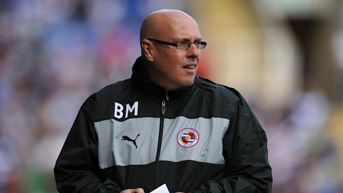 Brian McDermott's Reading are yet to win a game this season