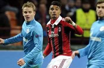 AC Milan 0-1 Zenit St Petersburg: Russians secure Europa League spot with San Siro success