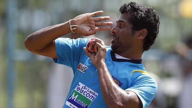 Cricket - Sri Lanka lose Welegedara for Champions Trophy