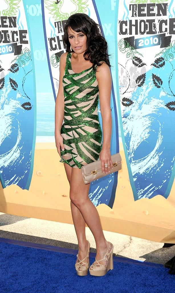 Michelle Lea Teen Choice Aw