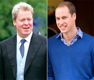 Princess Diana's Brother Charles Spencer Congratulates Prince William on Son's Birth