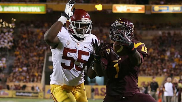 Former USC linebacker suing NCAA, PAC-12 for unpaid wages and overtime