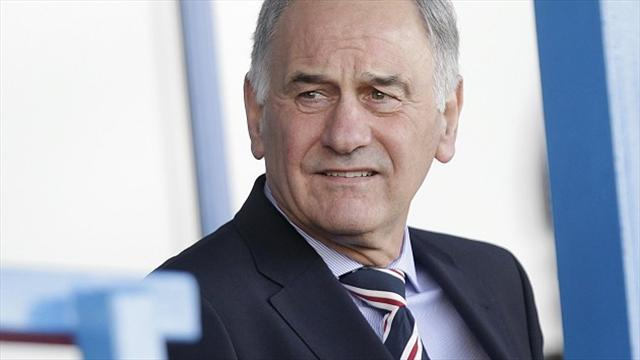 Scottish Football - Former Rangers CEO Green reported to Serious Fraud Office