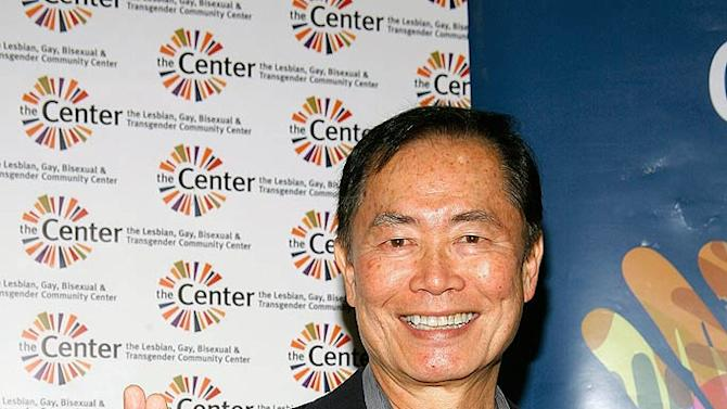 Takei George LGBT Event