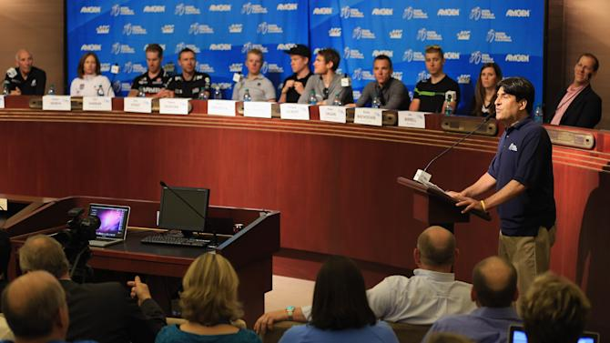 Tour of California - News Conference