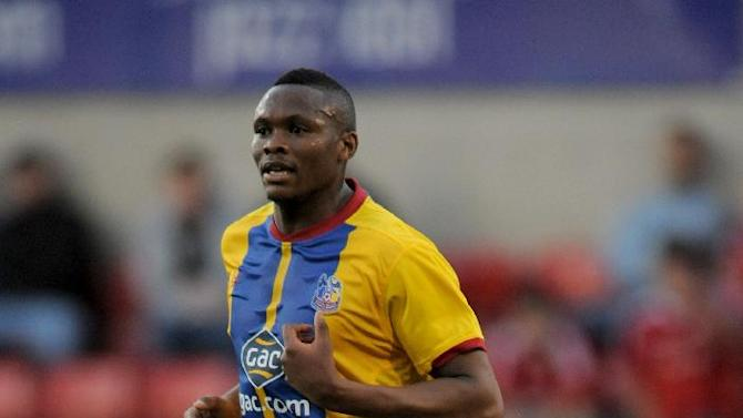Kagisho Dikgacoi scored Crystal Palace's winner at Charlton