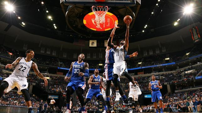NBA round-up: Memphis Grizzlies send Philadelphia 76ers to 18th straight loss