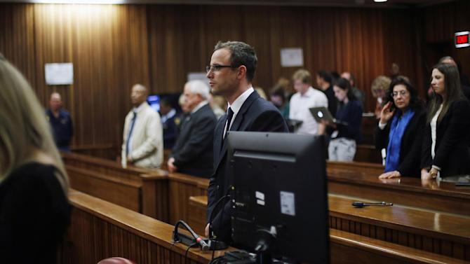 Pistorius case - Pistorius re-enactment video leaked